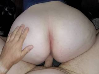 Getting a nice ride before we  change it up and fill that pussy right up
