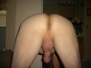 mmmm that is a nice ass and hot cock