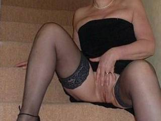 You are really hot... smack your hubby on the side of his head if he does not appreciate what you still have. Thanks for sharing... would love to be there in person to sample the goods.