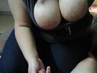 come and find mine.  great breasts. like to be sucking on them.