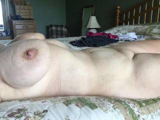 Fuck yes I love your natural body I want to kiss,lick,caress every hot naked inch of your sexy body then slide my cock in you and give you a good fucking