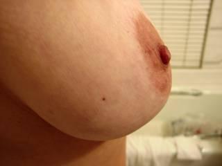 Beautiful nipples..