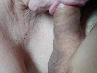 Wife luv sucking my thick dick