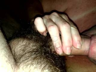 Cumming in my mouth....making hubby happy!
