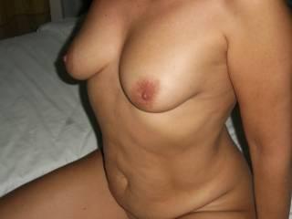 Wanna kiss those wonderful nipples