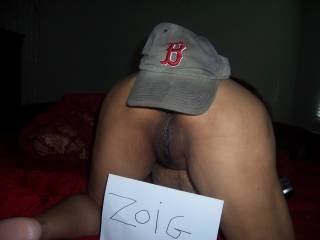 Mmmmmmmmmmmm good girl!!!!! Two things I love the red Sox and hot tight juicy pussy waiting to be eaten and fucked hard , deep and wide.....:-p :-pp ;)
