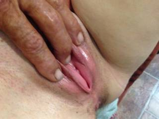 After pumping