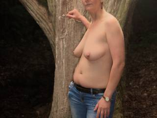 mature, outdoor