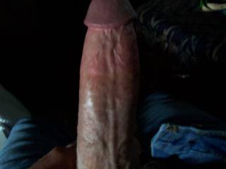 Bet the Ladies love that thing. Great cock. The Mrs. W