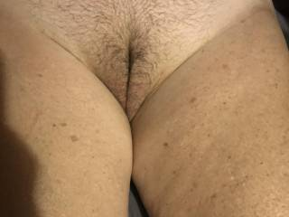 She asked me to show her hot trimmed mature pussy