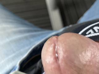 Jerking off at work