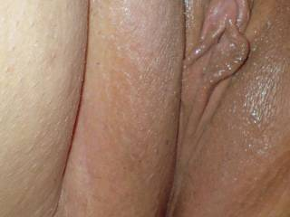 Oh yes!  Beautiful pussy!  I would love to taste your pussy juices in my mouth!