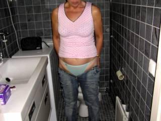 Do you like her panties?