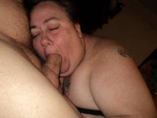 Damn great pic..she loves her cock..!!