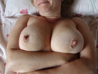 Beautiful tits for some hot fun, she has awesome nipples