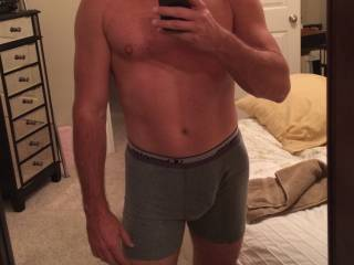 Wow you are a really great looking man.......What a body and I love the beard.....So who is the hottest women on Zoig that was so lucky to have you post this pic just for her sweetheart???.....She's a very lucky lady.....