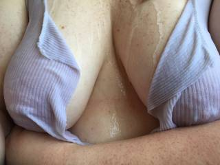Do you like my cleavage?
