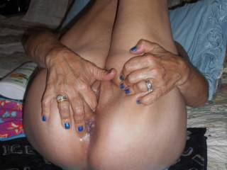love to put my fingers, tongue and cock in your hot pussy