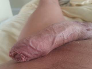 Mr. IKPM is waiting for me to take care of his delicious sexy cock.