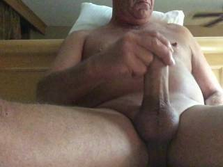 Grandpa cuming again. Enjoy hope you can get off with me.