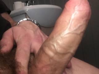 Hubbys big cock