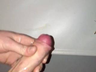 I came the biggest load for my cum slave. She licked all my cum cum on the floor like the whore she is. Comment if you want to see my cum slut in my next videos! She wants to share my cum, hit us up if you're interested :)