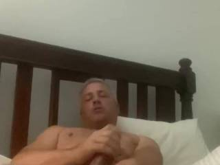 Stroking my cock and my XXL sizes hands still aren't enough.  More hands or a pussy willing to take every inch deep and feel you squeeze and squirm