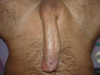 erection of a 65 year old man. I have foreskin and my sizes are still OK for me