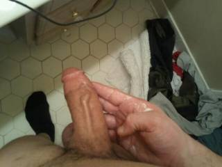 What a waste of all that cum. You could have came in my mouth