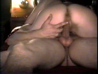 Now that is what I call a good fucking show of a great pussy and ass and a cock going in that hot pussy.