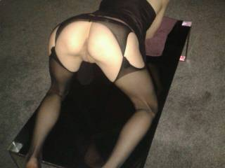 living room table her kinky underwear