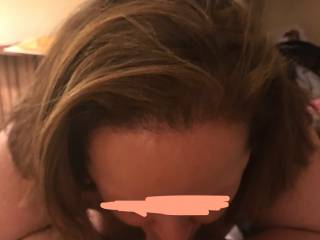 My wife fucking her friend while Was at work  they send me this pic