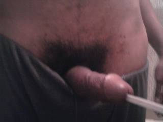insertion in my cock