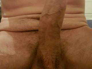 Mr Secretfun's big thick HARD! Dick. 