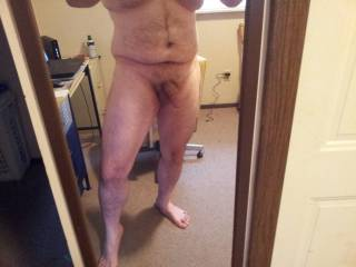 hubby posing pic number 2