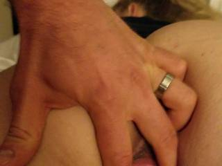 Getting held wipe open so you can see deep inside my body. Can you sink your long cock in for me. I need to cum baaaby!