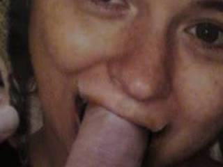 facefuck deepthroat cutie pov eyes