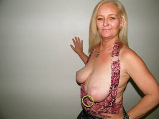 Wow..nice,what can I do to bust on those nice tits