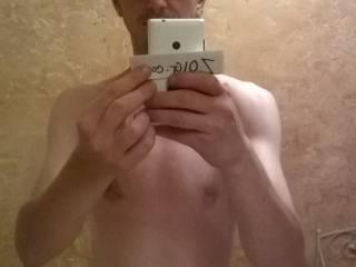 mirror self shot