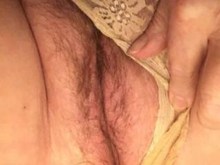 New panties feeling sexy