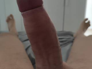 I was feeling horny this morning