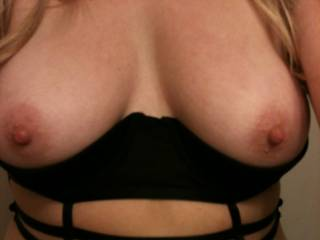 Cocklover,I love your big beautiful tits and your big hard nipples! I wanna squeeze em,kiss em,nibble em,lick em,suck em,fuck em and cum ALL OVER your amazing and perfect tits!