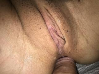 She loves getting her ass filled
