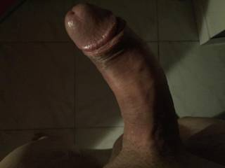 Hard cock ready to fuck pussy