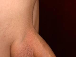 Smooth cock, shaved, balls apolo10
