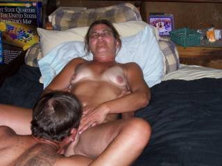 nice tan and great saggy tits, perk sweet fat nips too.