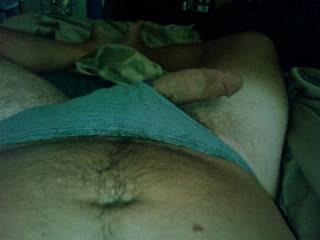 looking very good n hot nice undies too