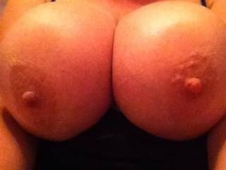 Hi well maybe they fell out with a little help !! Thanks for comments they do make me horny x
