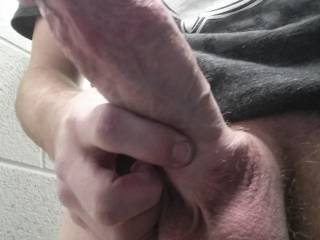 Vety nice big thick cock. Great balls