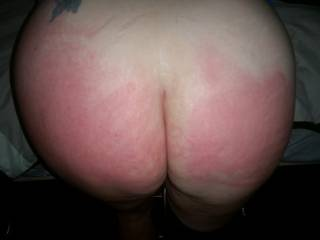 I was a bad girl had to be spanked
